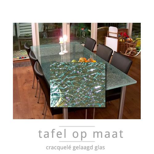Glazen Tafel Op Maat.Tafels Van Glas Glass Art Nl